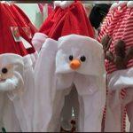 3COINS300均クリスマス2016商品画像ツリー・ペット服等