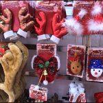 ダイソークリスマス2016衣装サンタコスプレカチューシャ帽子画像