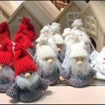 ナチュラルキッチン2016クリスマス飾り雑貨サンタ商品画像