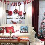 ニトリクリスマス2016ツリーオーナメントキャンドル電飾画像