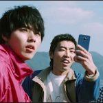 山崎賢人ギャラクシースマホ携帯の湖のCMはバンプ新曲?歌詞動画