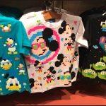 東京ディズニーシーTシャツ服画像一覧2017【値段】15周年!