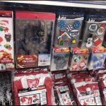 キャンドゥ100均クリスマスグッズ2017【画像】レジン ガーランド等