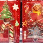 ダイソー100均クリスマスパーティーグッズ【画像】紙コップ クッキー型等