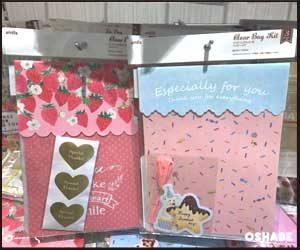 セリア100均バレンタイン2018ラッピング 箱 袋 画像一覧