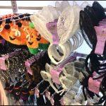 ダイソー100均ハロウィン2018仮装コスプレ服 カチューシャ マント等【画像】