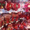 ダイソー100均クリスマス2017コスプレ サンタ服 帽子等【画像】