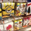 USJフード付きタオル&レインコートカッパ2018【画像・値段】ミニオン スヌーピー